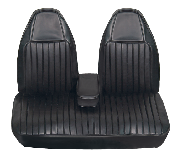 1966 74 A B E Body Front Split Bench Seat Cover