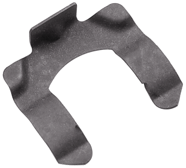 Door lock cylinder retainer for 1967-1981 models.