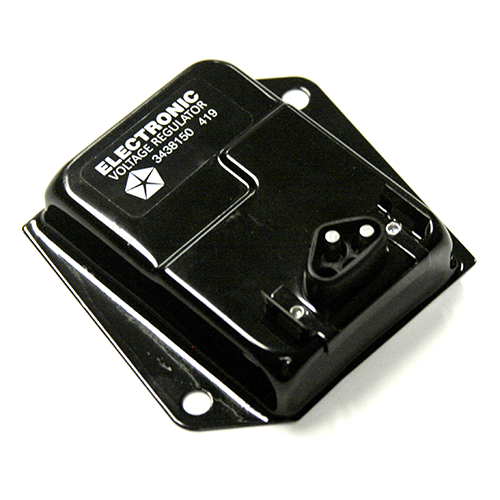 Mopar Performance 419 date coded voltage regulator for 1970-1971 A-, B-, C- and E-body models.