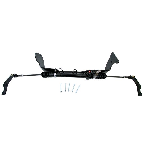8010400-01 Black power rack pinion kit
