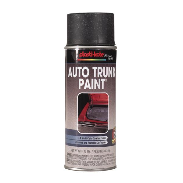 12-oz. spray of trunk spatter paint for 1971-1973 models. Black/Grey Color : Black/Grey