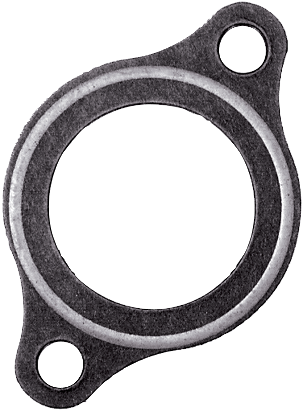 Thermostat housing gasket for all models.