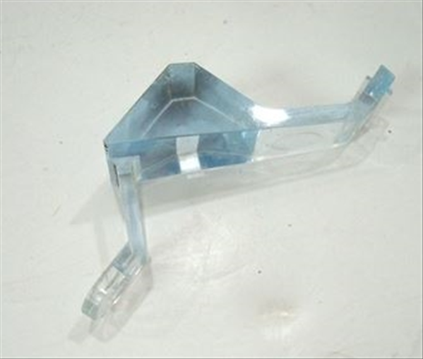 1970-1981 Firebird dash gauge light wiper wash bezel prism reflector.