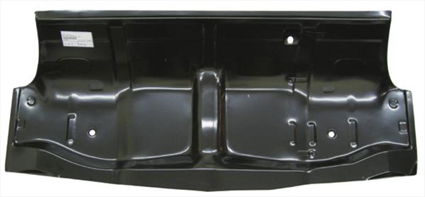 1964-72 Cutlass/442 -- Body / Floor Pans - Trunk /