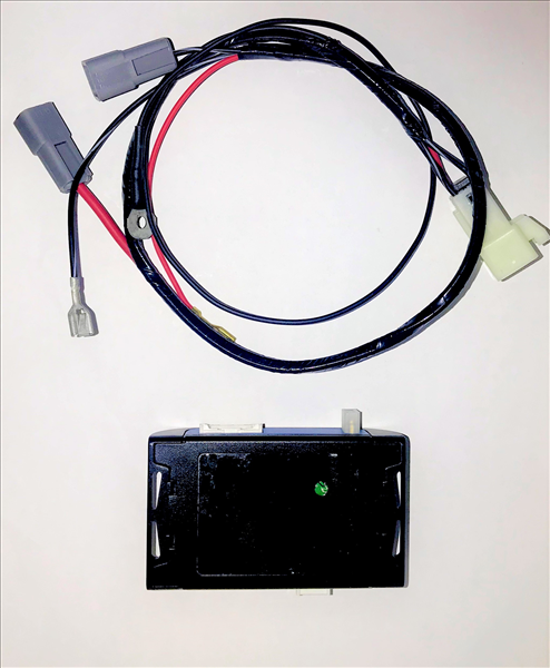Roadrunner Beep Beep Horn module kit.  Makes your horn beep twice with one press of the button.