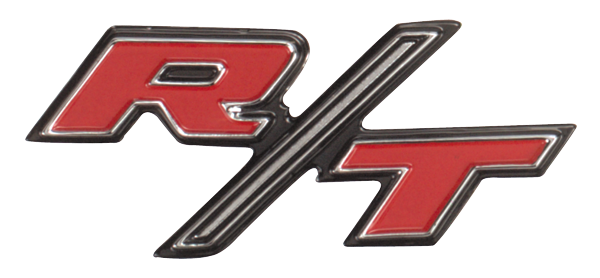 1970 Challenger R/T fender emblem.  2 pins with hardware