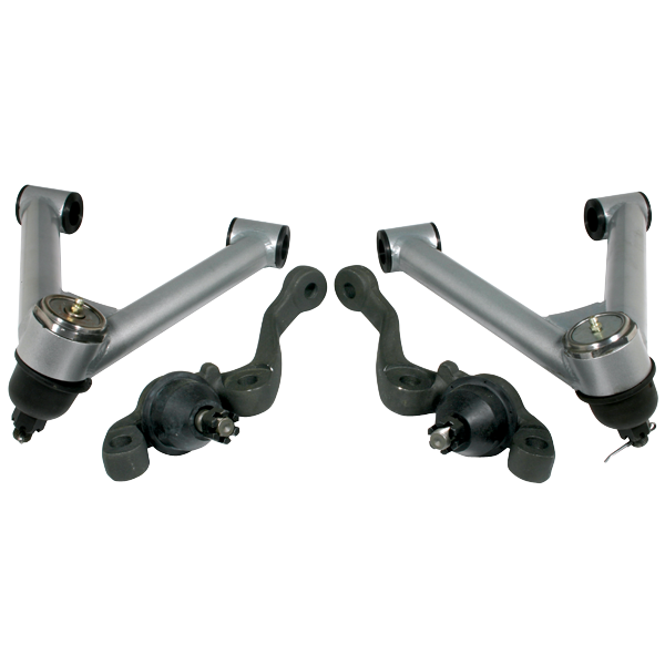Classic Performance Products tubular control arm kit used when installing disc brake conversion kit 6374CBK-S on Chrysler A-body models.