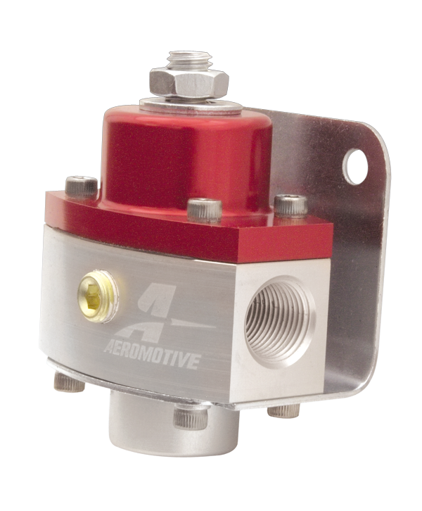 Aeromotive carbureted adjustable regulator is designed specifically for carbureted street or racing applications.