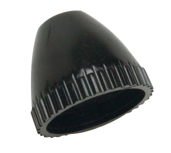 Antenna nut for 1955-1956 Chevrolet models.