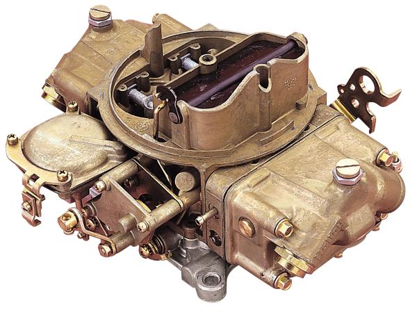 1955-57 Chevy -- Air - Fuel / Holley / Carburetors /