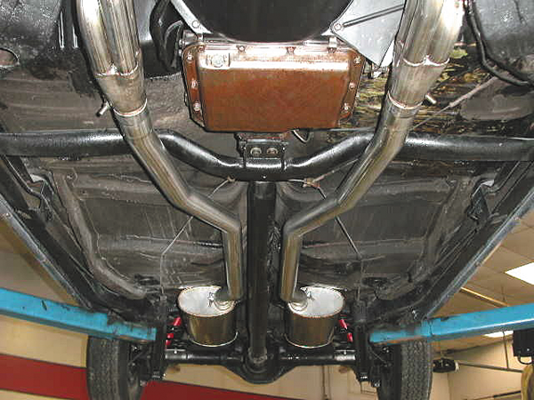Bg166 Image: 1972 Chevy Truck Exhaust System At Woreks.co