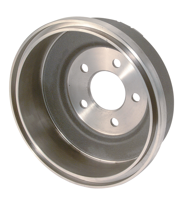 11 x 3 front brake drum with 5 x 4-1/2 bolt pattern.