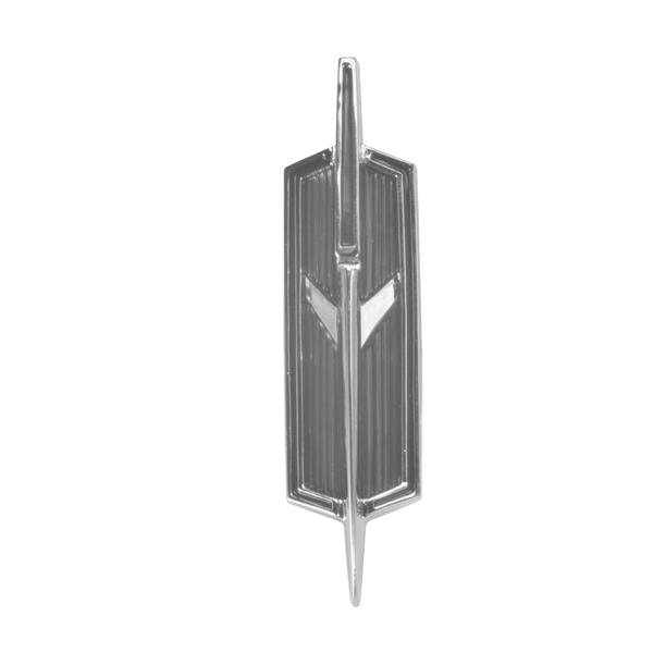 196472 cutlass 442 hood rocket symbol ornament 1969
