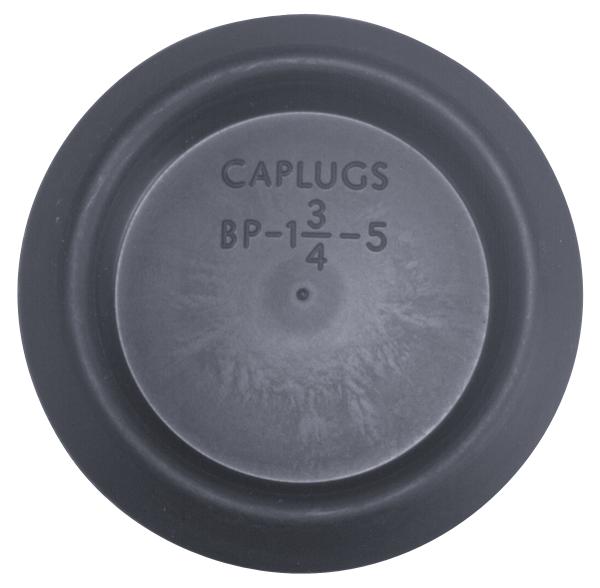 Individual body plug, measures 1-3/4 diameter, reproduction.
