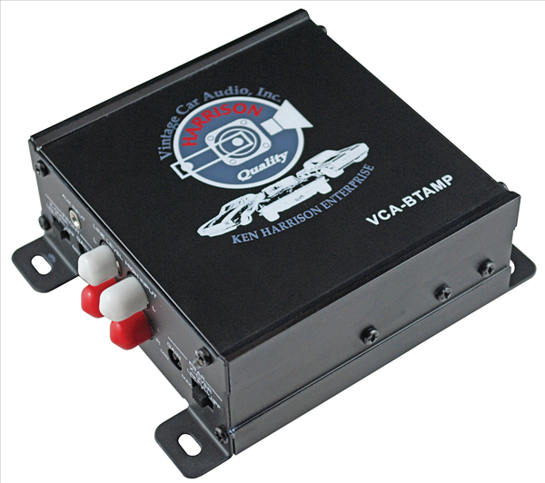 Wireless Bluetooth 180 watt amplifier.