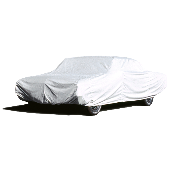 Polycotton standard duty car cover fits 1971-1972 Satellite (2-door), 1971-1972 Road Runner/GTX/Charger.