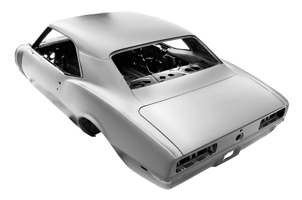 1967-81 Camaro -- Body / Body Shells / Coupe and Convertible /