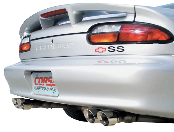 CORSA 14143 Pro-Series 3.5 Twin Exhaust System