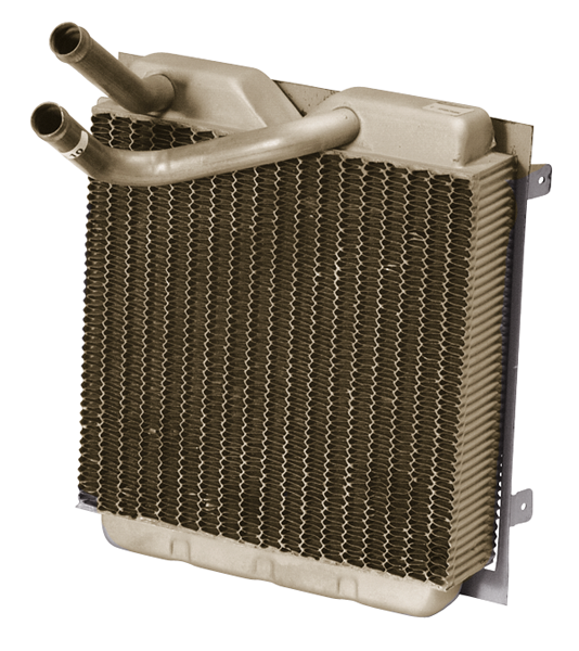 Heater core fits 1966-1969 B-body without A/C.