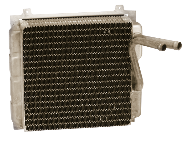 Heater core fits 1970 B-body without A/C.