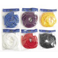 Taylor Cable Products black convoluted tubing kit. Color : Black