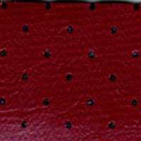 Acme Afh21a Fbh5 Dark Red Perforated Vinyl Covered Abs