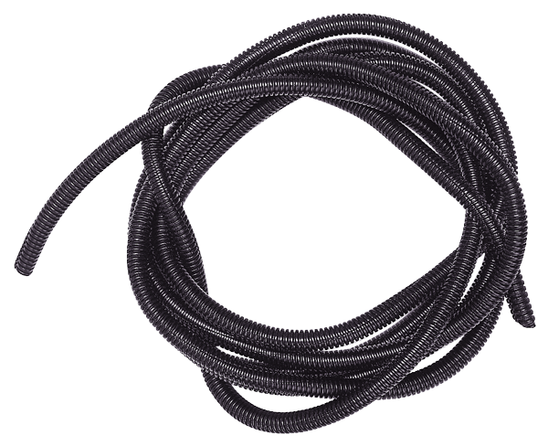 Wiring harness tubing, 3/8 diameter.