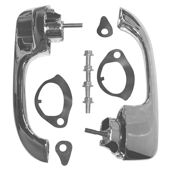 1962-74 Nova -- Body / Door Parts and Accessories /