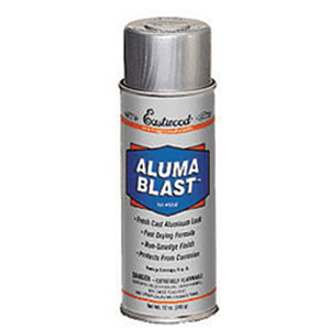 Aluma Blast, 12-oz aerosol.