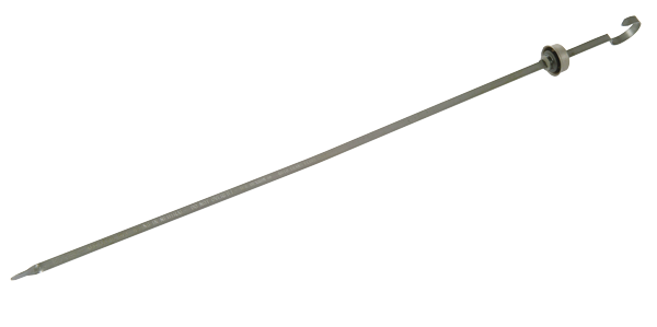 Transmission dipstick for 1965-74 small-block and big-block A/T models except 426 Hemi.