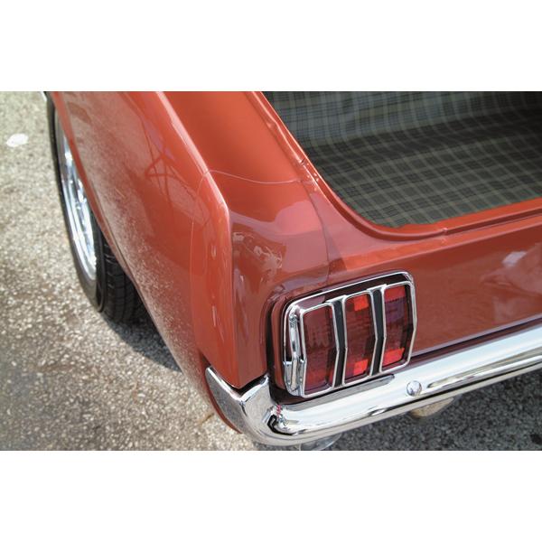 Mustang Panel Under Quarter Extension RH Thru Primer Fastback 1971-1973
