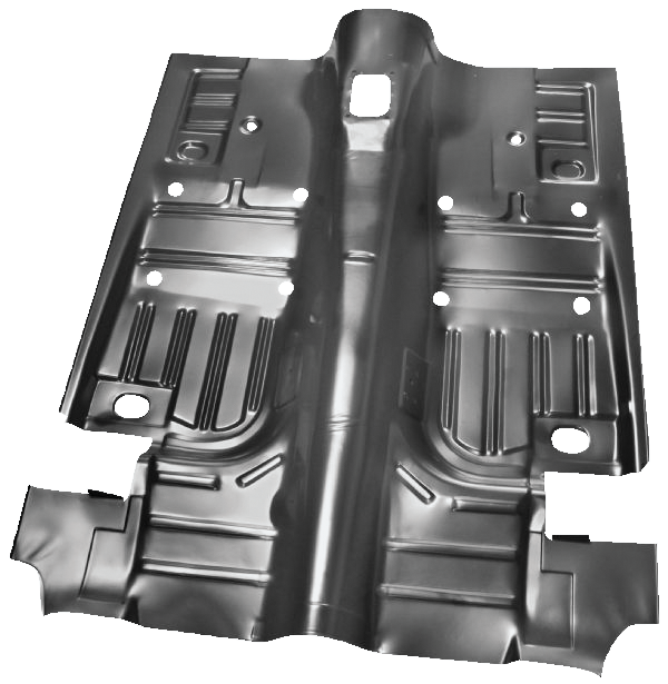 Dynacorn 3648dwt complete floor pan 1969 1970 all mustang for 1970 mustang floor pans
