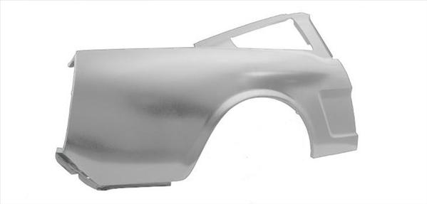 Mustang Wheelhouse Outer Weld Thru Primer RH 1964 1//2-1966
