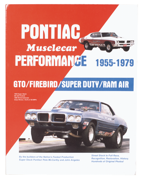 1964-72 GTO -- Literature / Reference Books / Pontiac Reference /
