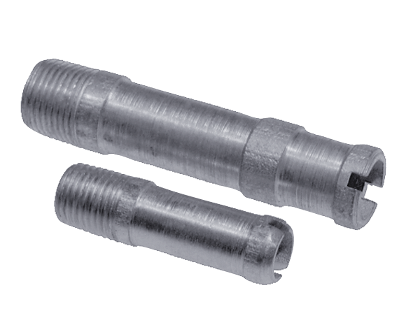 Heater hose fittings fits 1970-and-later big-block and 426 Hemi engines.