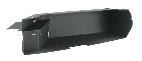 Glove box liner fits 1969 B-body (all models).