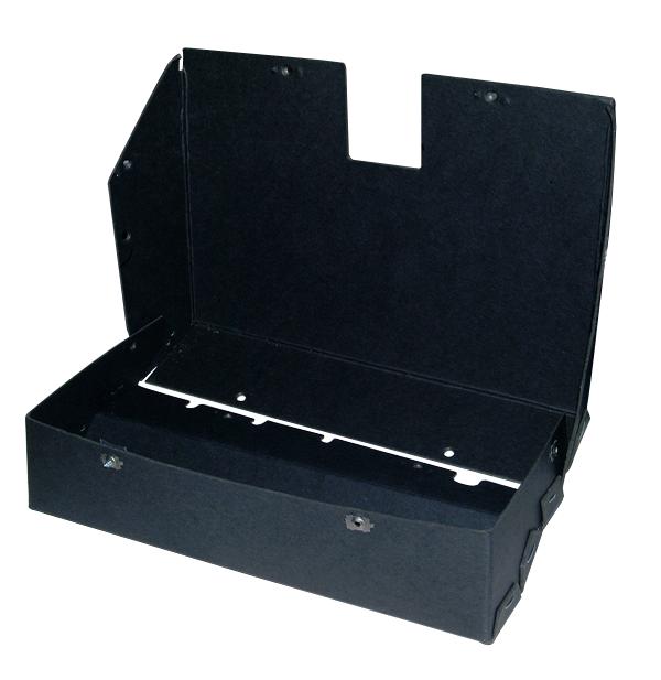 Glove box liner fits 1970-1974 E-body models.