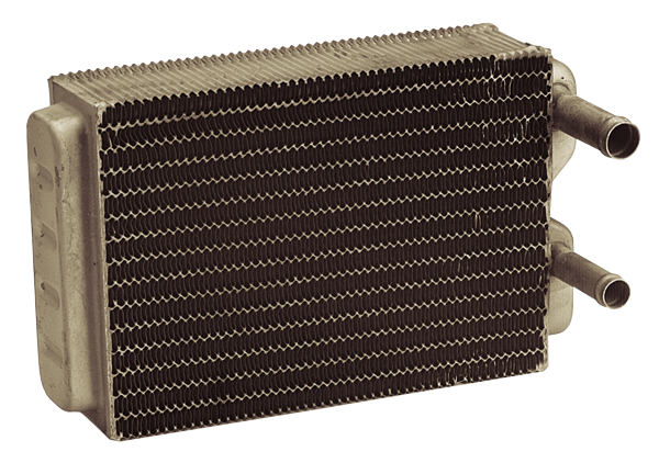 1965-1968 non-A/C models heater core.