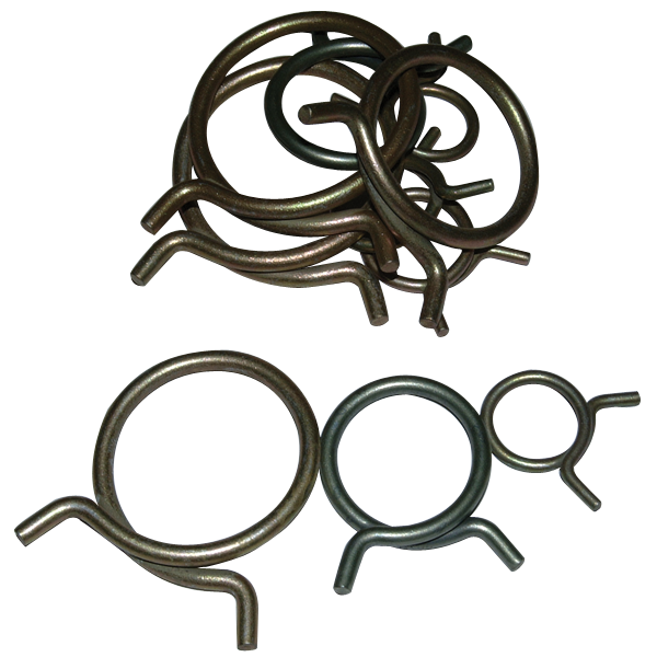 Hose clamp kit fits 1970 models with 318 or 340 engines.