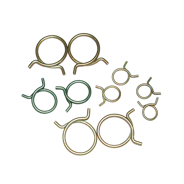 Hose clamp kit fits 1971-1974 models with 318, 340, 360 engines.