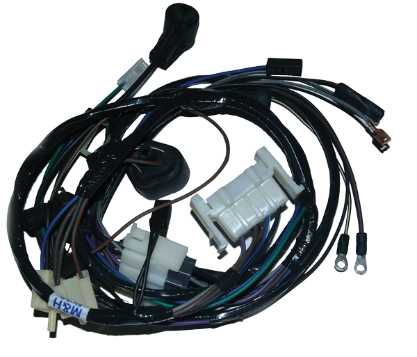 E- 1970-74 - Barracuda - Challenger -- Electrical / Harnesses ... on