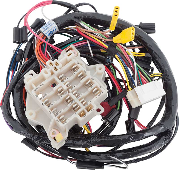 E Body 1970 74 Barracuda Challenger Electrical Harnesses
