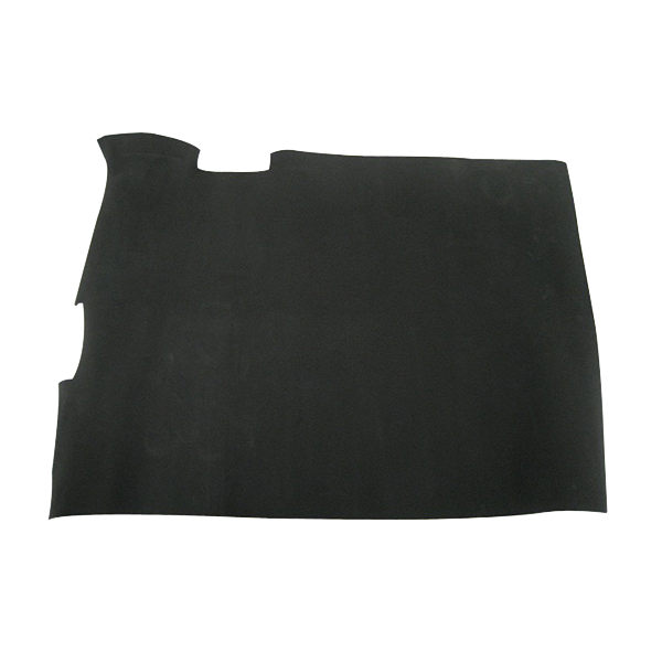 """1968-1970 B-body Fuel tank pads. Made of 3/16"""" thick foam rubber material."""