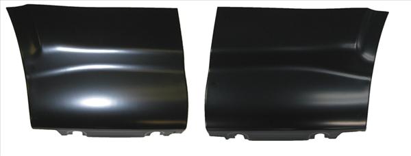 1964-72 Cutlass/442 -- Body / Body Panels - Bracing /