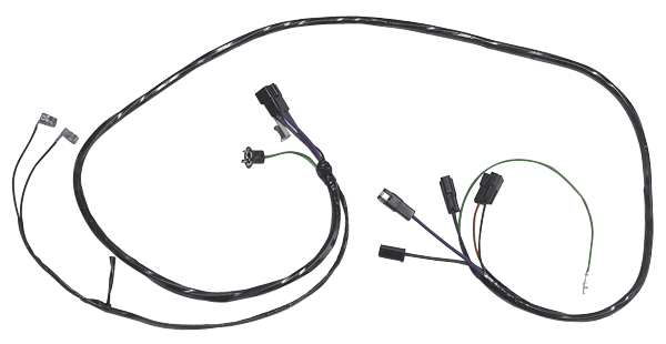 1964 72 Chevellemonte Carloel Camino Electrical Harnesses