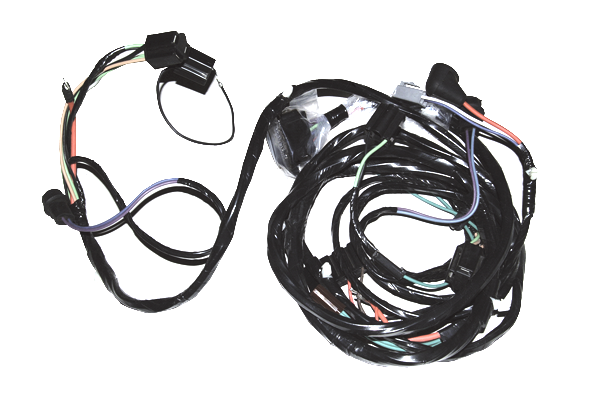 l18010 1964 72 chevelle monte carlo el camino electrical harnesses year one wiring harness at alyssarenee.co