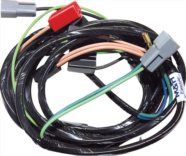 E- 1970-74 - Barracuda - Challenger -- Electrical / Harnesses / on