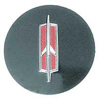 1966-1972 models with SS I wheels center cap insert.