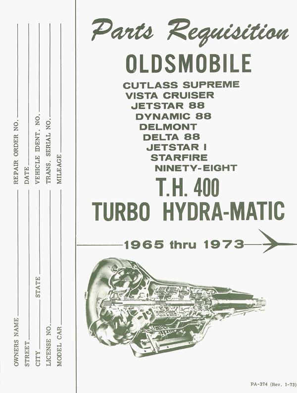 1964-72 Cutlass/442 -- Stripes - Decals / Miscellaneous