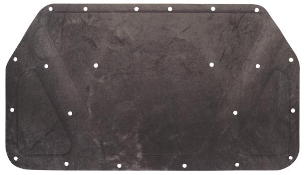 Hood Insulation Pad w// Clips 1970 Charger Roadrunner Satellite GTX Coronet